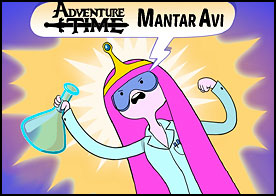 Adventure Time Mantar Avı